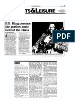 1991 Interview with B.B. King