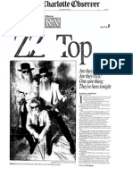1991 Interview with ZZ Top
