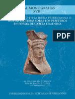 Los Pebeteros en Forma de Cabeza Femenina de La Cueva-santuario de Es Culleram