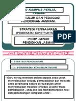 Strategi Pengajaran Konstruktivisme.
