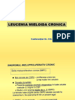 Curs 10. Sindroame Mieloproliferative Cronice