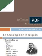 La Sociología de La Religión