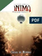 Anima - Beyond Fantasy - Crisol de Mundos