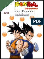 Dragon Ball Beyond Fantasy - FINAL VERSION 1.0