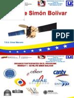 Satelite Simon Bolivar Expo Sic Ion