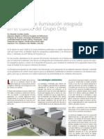 Edificio Ortiz - Control Solar e Iluminación Integrada