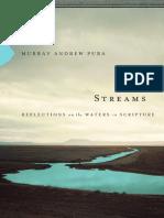 Streams by Murray Pura, Excerpt