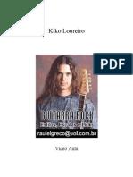 Kiko Loureiro completo