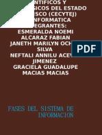 Cientificos y Tecnologicos Del Estado de Jalisco