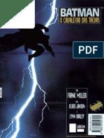 Batman - O Cavaleiro Das Trevas - 01 de 04 - HQ BR - GibiHQ