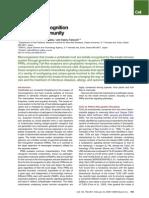 Akira 2006. Pathogen Recognition and Innate Immunity