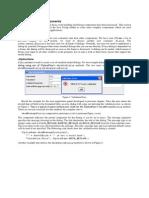 Advanced GUI Programming