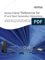 Must Have IP NextGen Network Reference