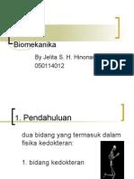 Biomekanika fisika
