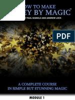 Paul Daniels - How to Make Money by Magic - 01