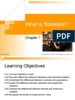 Chap 001 What is Statistic
