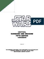 Star Wars - D&D 5th Edition Conversion (PF)