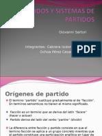 Sartori Partidos y Sistemas de Partidos 1ra Parte