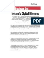 Irelands Digital Dilemma