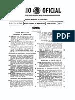 Decreto Oficial Feria de Nuevo Laredo