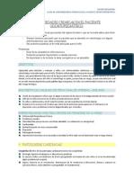Clase 5 - Enfermedades crónicas en ODP