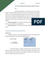 Task ( 3.4 ) Calculate Ratios