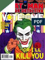 Batman - Dark Detective - 01 de 06 HQ BR 22AGO05 TCC