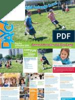 Bernard Horwich JCC Day Camp Brochure