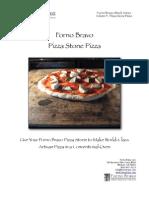 EXCELLENT Pizza Stone Pizza