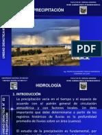 Unidad didactica N° 01.02 - Precipitación