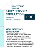 EARLY SENSORY STIMULATION.ppt