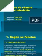 Tipos de Cámara de TV