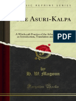 The AYsuriy Kalpa