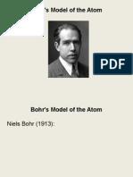 Bohr Diagram Lesson