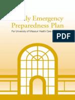 Emergency Plan 6 x 9
