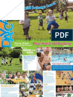 Mayer Kaplan JCC Day Camp Brochure