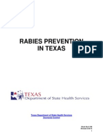 Rabies Prevention in Texas