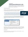Vm Ware Player Manual(Virtualizando W-xp en w7 y Vista)
