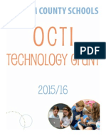 octi iim grant application