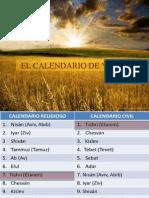 Calendario de YHWH