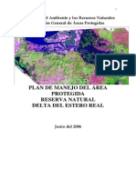 Plan Del Estero Real