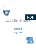 A-5 Mechanical Integrity Gruelich