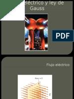 Flujo el+®ctrico y ley de Gauss