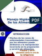 Diapositivas Manejo Higiénico