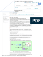 Motor Control Algorithms BLDC Motor Control Algorithm