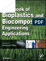 Handbook of Plastics and Biocomposites Engineering Applications