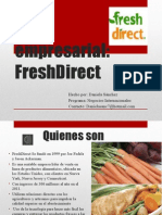 Caso Empresarial Freshdirect
