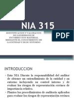 Exposicion Nia 315