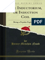 The Inductorium or Induction Coil 1000132189