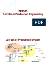 PET305 Oil Production